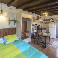 El Brazal. Dormitorio Granado