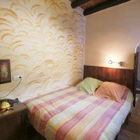 El Brazal. Dormitorio Suite Nogal