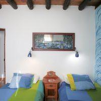 El Brazal. Dormitorio Sur Nogal