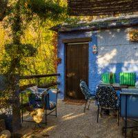 El Brazal. Terraza Granado